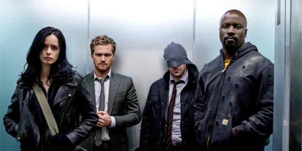 The Defenders Elevator