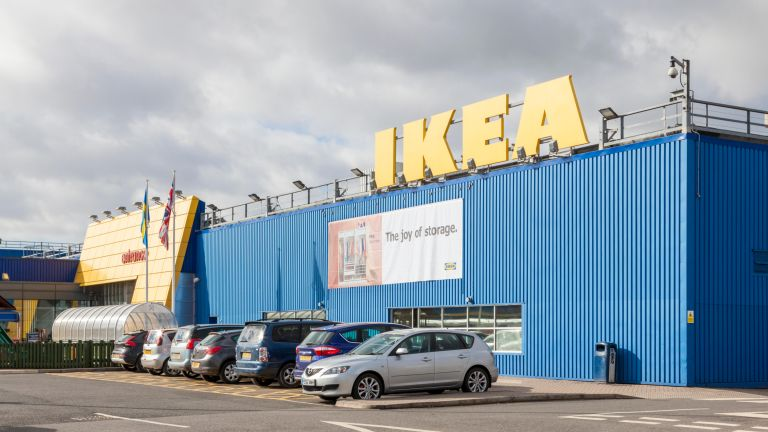 IKEA store, Giltbrook Retail Park, Nottinghamshire, England, UK