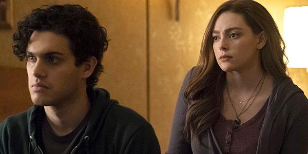 Legacies Season 1 Landon and Hope look serious The CW