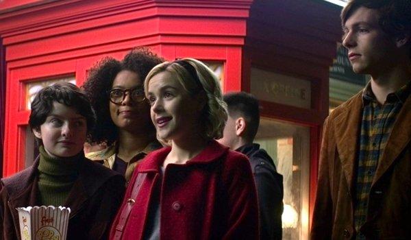 Chilling Adventures of Sabrina, Netflix