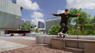 Tiago Lemos in Skater XL