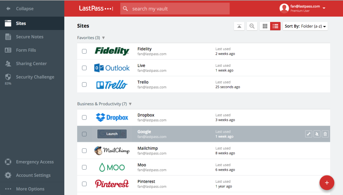 LastPass review and where to download | TechRadar