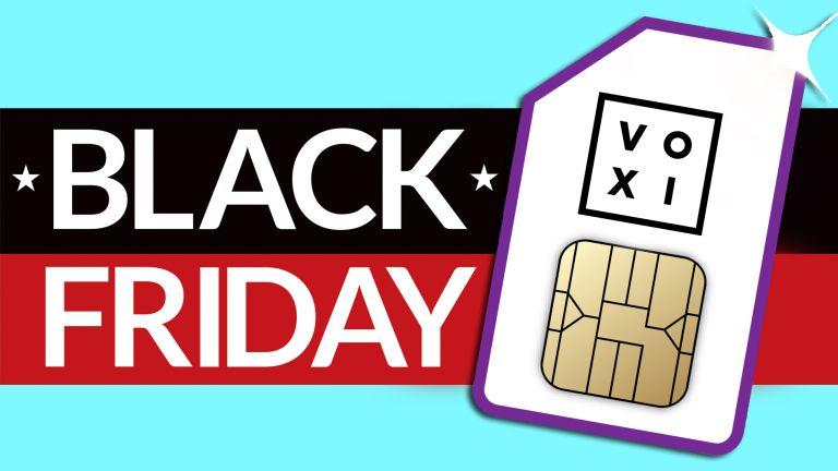 Black Friday SIM only deal Voxi