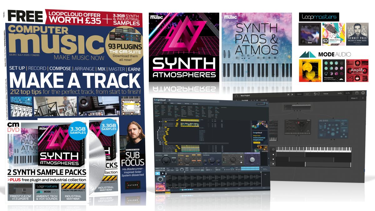 Make music from start to finish with the new issue of Computer Music!