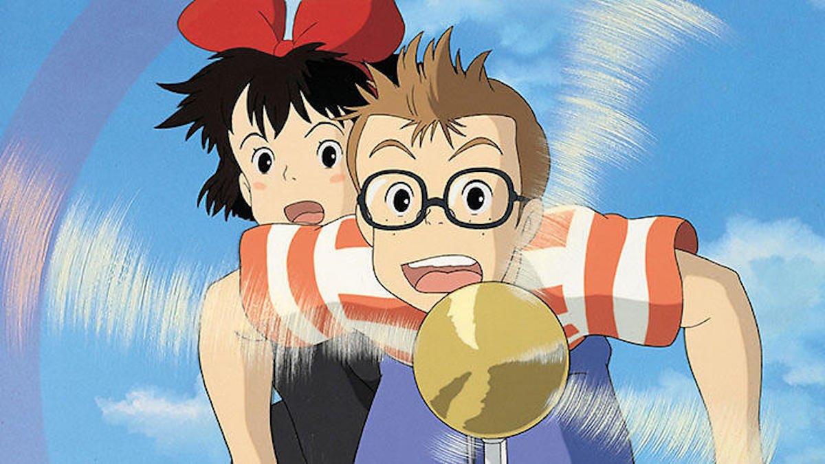 Studio Ghibli film Kiki's Delivery Service