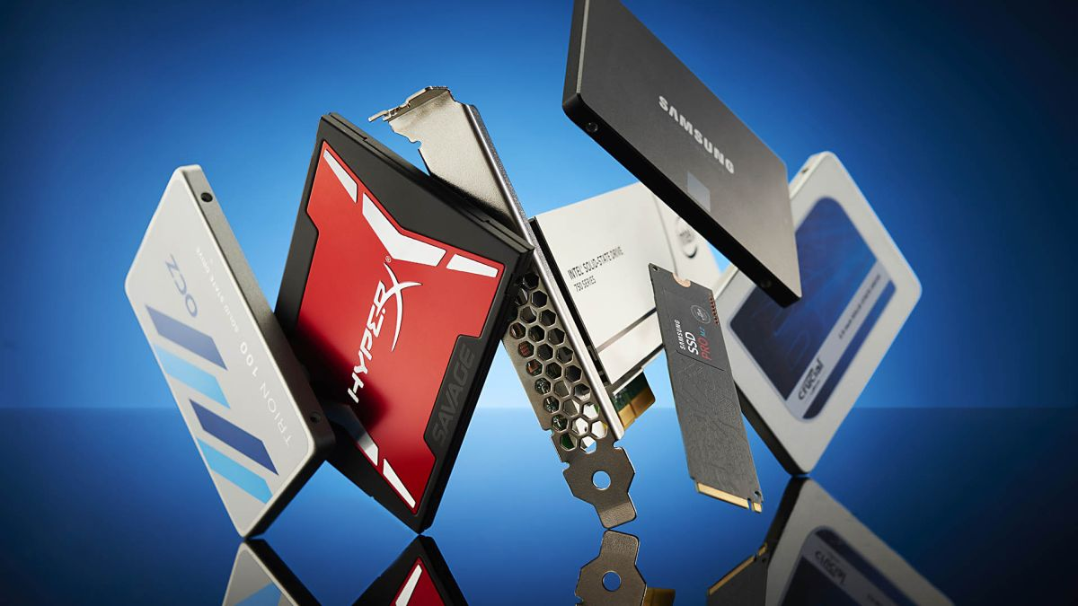 Storage study indicates SSDs fail less often than HDDs, and also maybe not