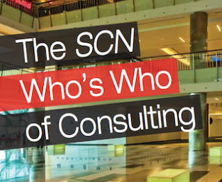 Be Part of SCN's Who's Who of Consulting