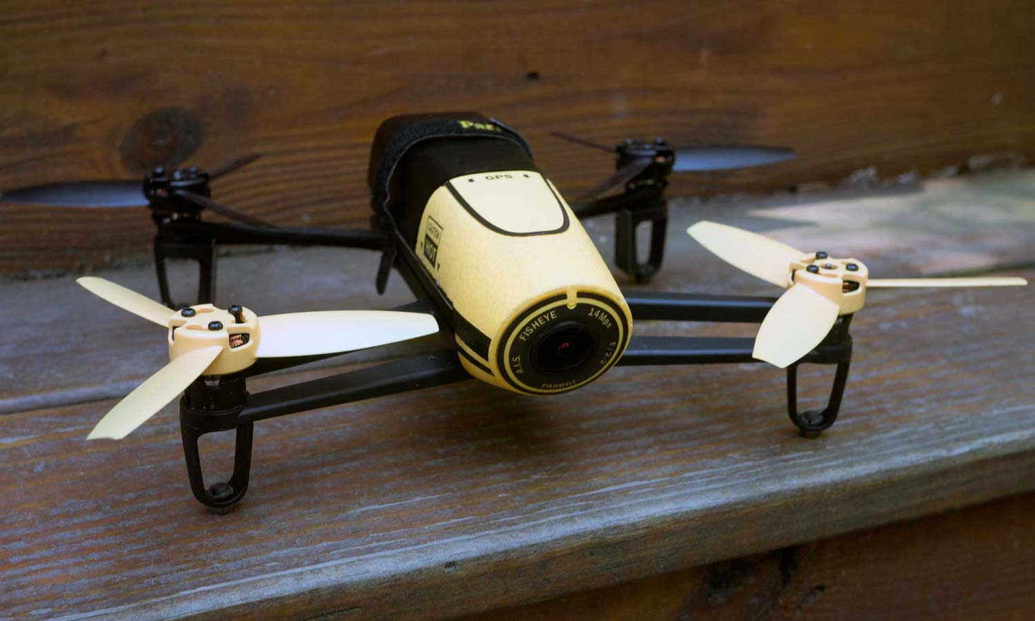 Parrot Bebop Drone Review | Tom's Guide