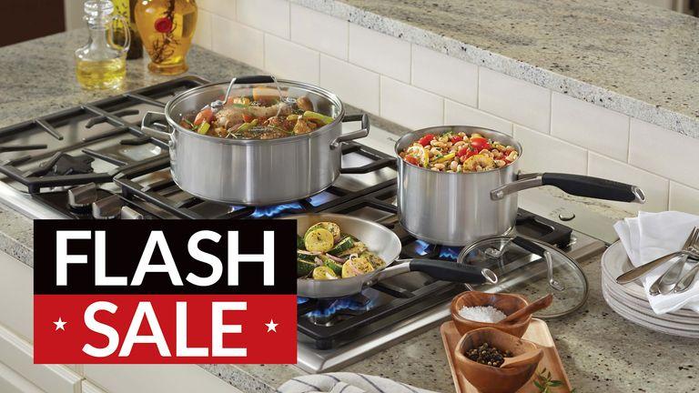 Walmart cookware sale
