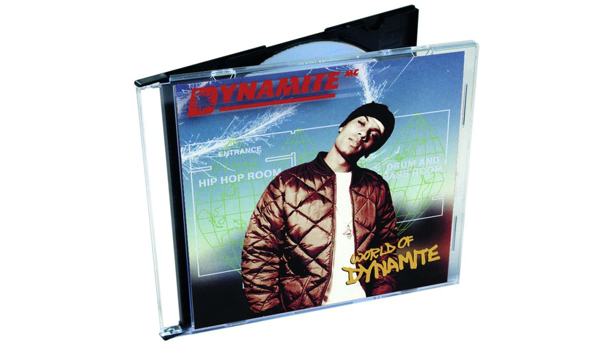 """Classic album - Dynamite MC on World Of Dynamite: """"I wanted it to sound like something big was about to happen"""""""