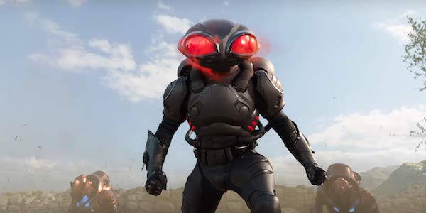 Black Manta Star Wants To Team With Harley Quinn In The Suicide Squad