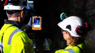 Speedcast delivers networking solutions for the mining industry and beyond.