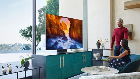 Samsung Q90 QLED TV review | TechRadar