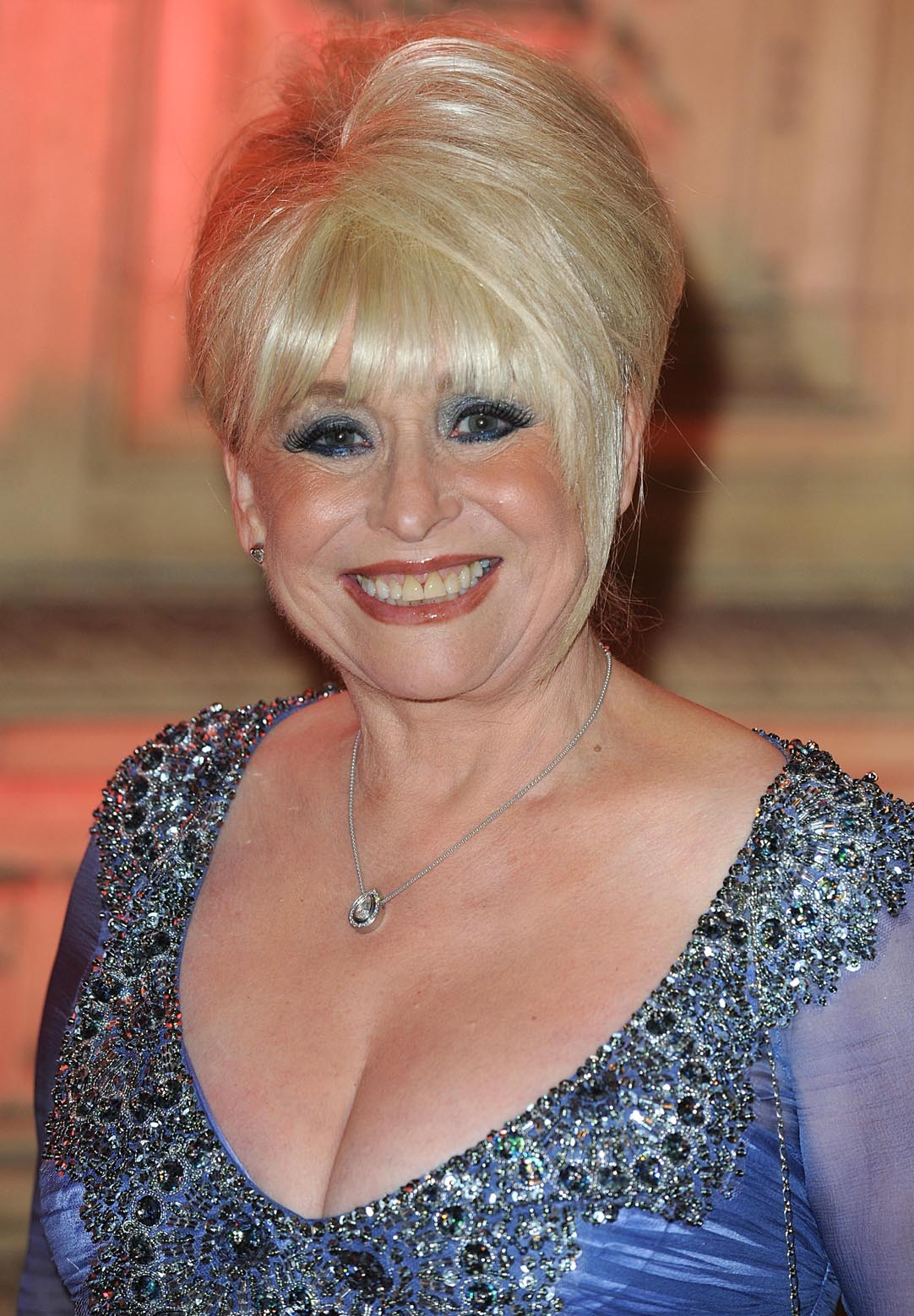 No bedroom scenes for Peggy, says Barbara Windsor