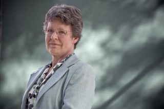 Astrophysicist Jocelyn Bell Burnell, shown here in 2011, discovered the radio pulsar when she was a graduate student.