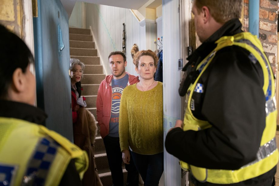 Coronation Street spoiler: Will Fiz Stape be charged with murder?