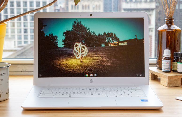Hp Chromebook 14 Intel Review Full Review And Benchmarks Laptop Mag