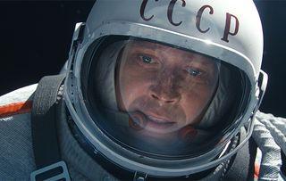 Spacewalker Spacewalk Evgeniy Mironov Alexey Leonov