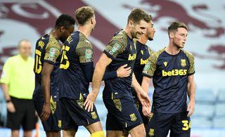 Aston Villa v Stoke City – Carabao Cup – Fourth Round – Villa Park