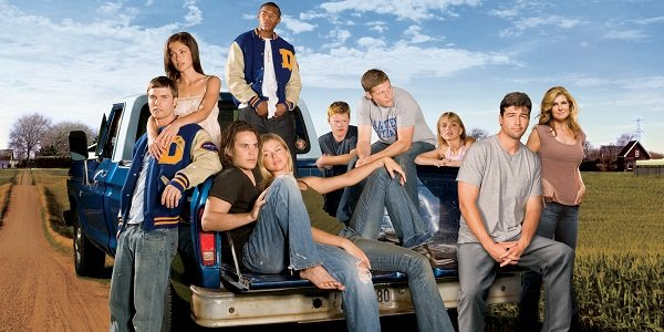 Friday Night Lights cast NBC