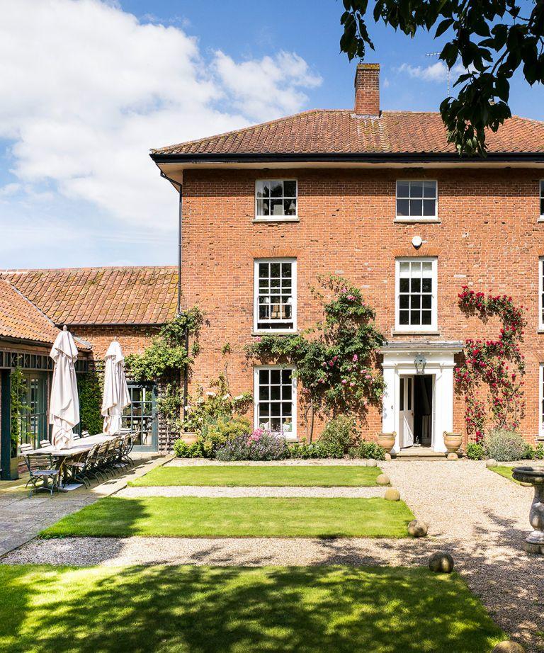 Georgian home Norfolk