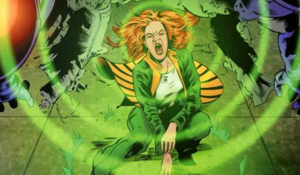 Siryn X-Men comics