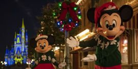 Walt Disney World Is Cancelling Its Holiday Events, Here's What's Happening Instead