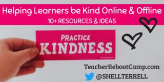 Helping Learners to be Kind Online and Offline