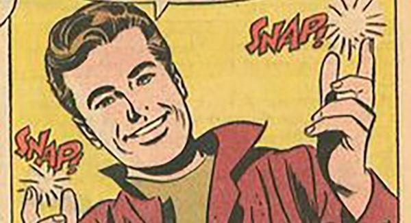 snapper carr comic