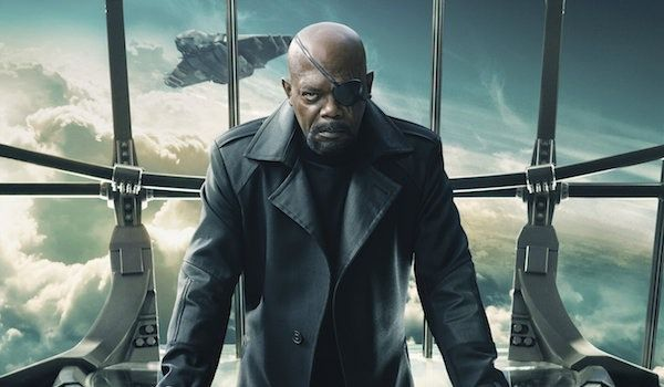 Nick Fury Samuel L. Jackson Captain America: The Winter Soldier Marvel