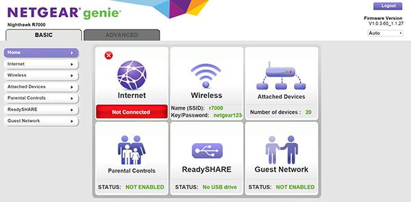 Netgear Nighthawk AC 1900 Smart Wi-Fi Router Review   Tom's Guide