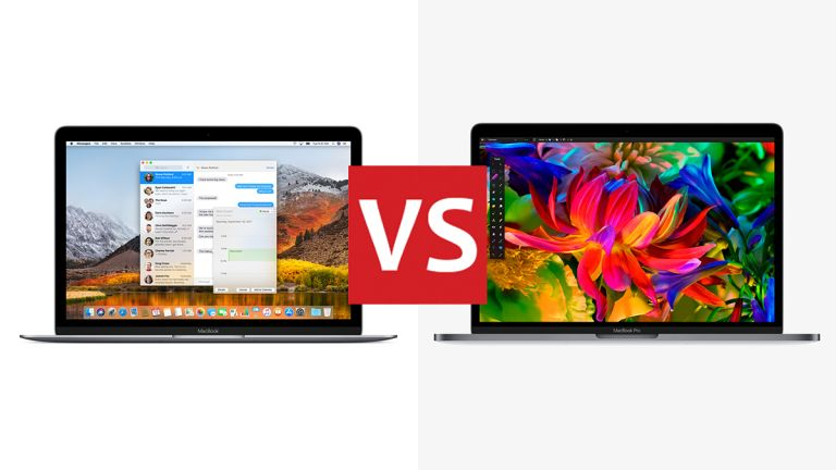 MacBook vs MacBook Pro