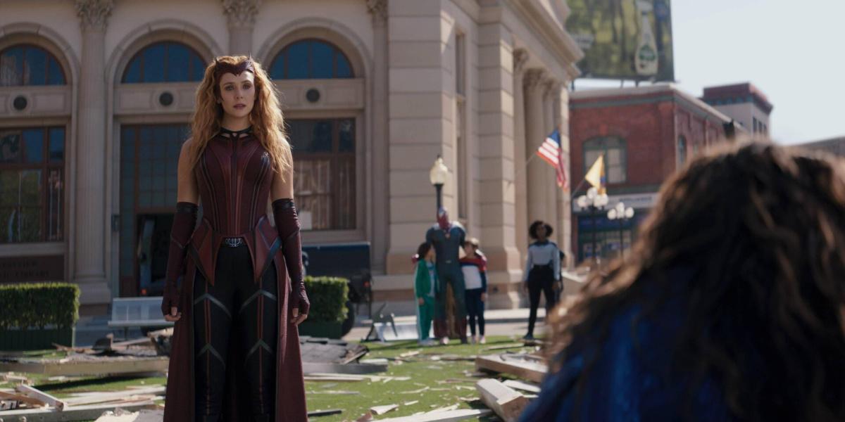 Wanda in WandaVision.
