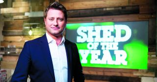 George Clarke is poking his nose into sheds again and this time he meets a chap called John who's turned his into a museum for lawnmowers.