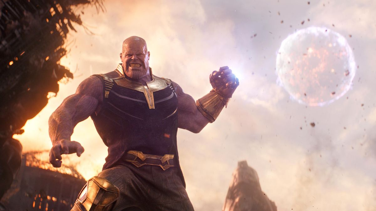 Avengers: Infinity War changed a key Thanos scene because it was too dark - yes, really