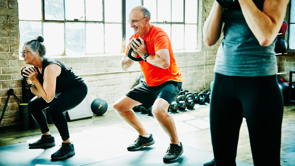 Hate cardio? Strength training just as effective for weight loss, study finds