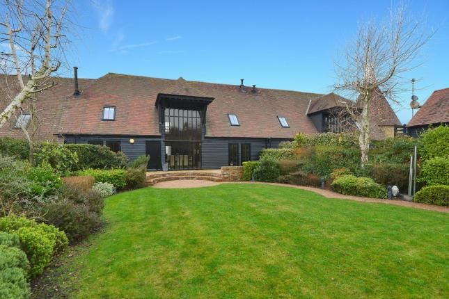 Three bedroom barn conversion for sale in Kent