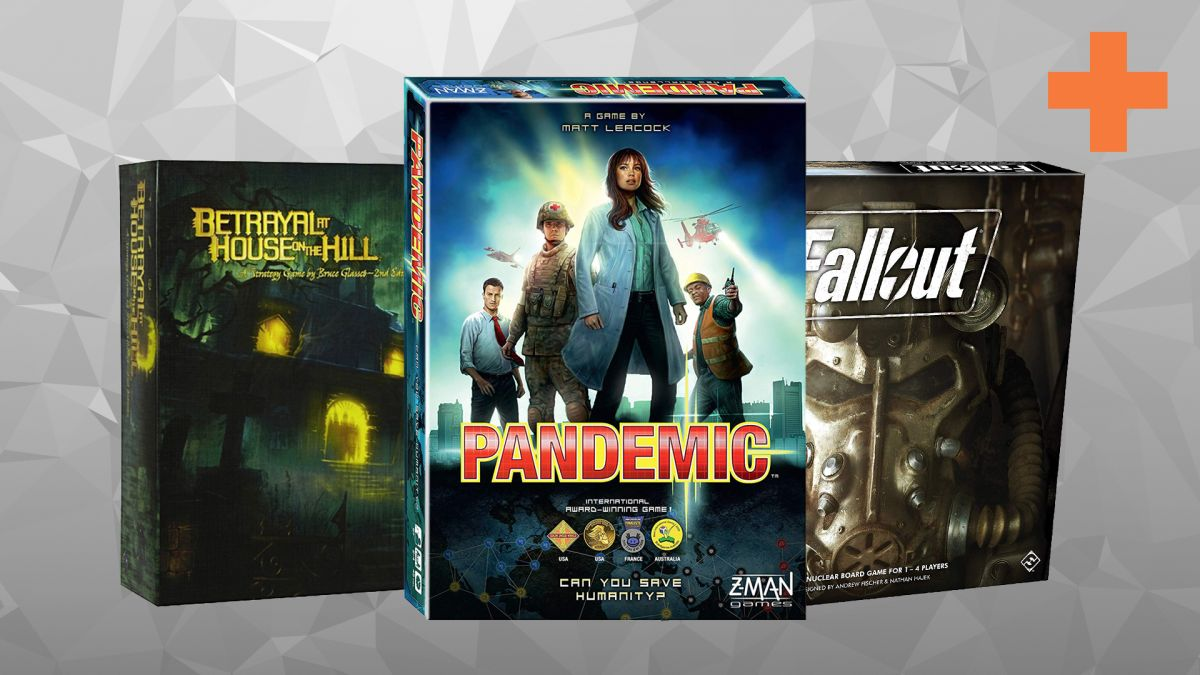 The best board games 2019 | GamesRadar+