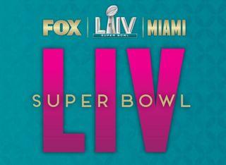 Fox Super Bowl LIV Miami Logos