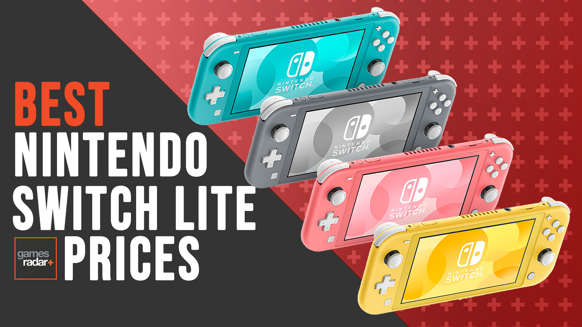 The Cheapest Nintendo Switch Lite Prices And Bundle Deals 2020 Gamesradar