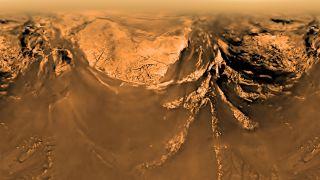 Huygens lander revealed Titan