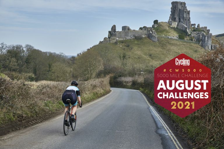 CW5000 August challenges