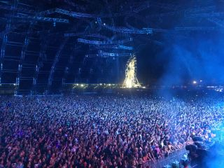 Rat Sound Uses Focusrite RedNet Technology for Coachella and Stagecoach Main Stages