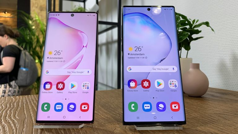 Samsung Galaxy Note 10+ review (early verdict): the no-compromise