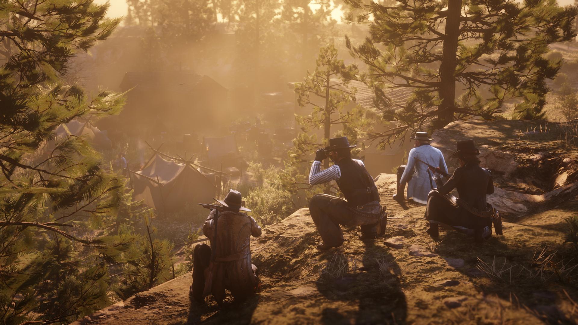 How to earn XP fast in Red Dead Online | GamesRadar+
