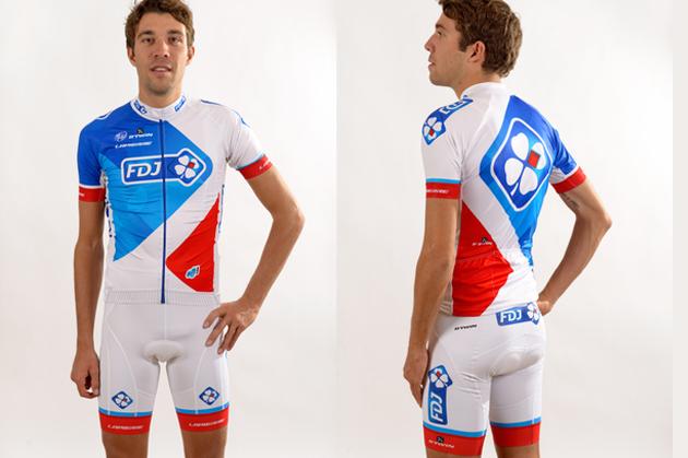 fdj cycling jersey