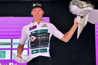 Lorena Wiebes (Parkhotel Valkenburg) won best young rider