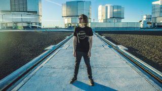 a press shot of steven wilson