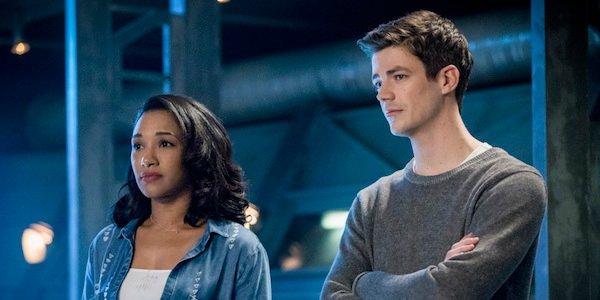 iris and barry the flash season 4