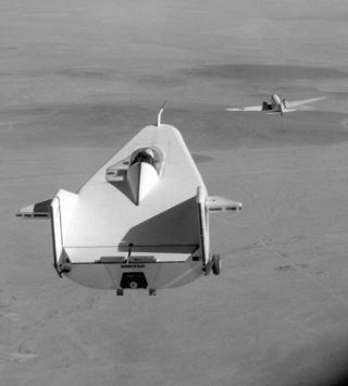 space history, lifting bodies, dryden aircraft